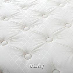 12 Inch Twin Size Box Full Spring Frame Foam Mattress Set Topper Bed Frame Air