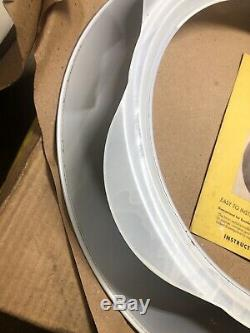 1939-46 Chevy 16 Inch Whitewall Beauty Trim Rings In Box Set Nos Lyon