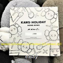 2019 Kaws Holiday Hong Kong Limited Companion Plush Box Set 20inch