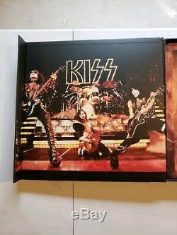 2019 Kiss Alive II 3 3/4 Inch Deluxe Box Set #5, #76/200 Comic Con Exclusive