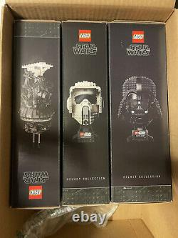 2021 LEGO 75304 75305 75306 STAR WARS COLLECTORS SET! Fast Shipping