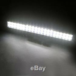 20inch 4D LED LIGHT BAR with Chasing RGB Halo MultiColor Change & Wiring Harness