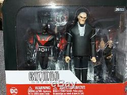 6 inch DC Collectibles Batman Beyond Set #38 New In Box Rare Hard To Find