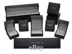 9ct Gold Gem-Set Double Boxing Glove Belcher Bracelet -7.5 mm -6 Inches TG