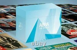 ABBA The Singles 40th Anniversary 40 x 7 Inch Vinyl Limited Box Set NEW NEU