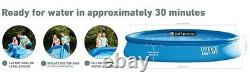 ABOVE GROUND POOL/ NEW IN BOX/ Intex Easy Set 15 foot x 33 inch