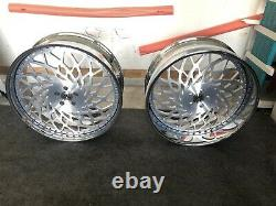 Armani Forged 26 Inch Set of Rims. Brand New in Box. Never Used