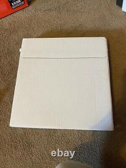 Atoms For Peace AMOK LP 9 x 12 inch box set thom yorke radiohead screenprint