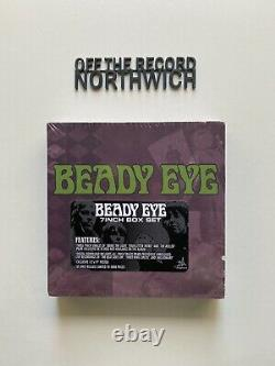 Beady Eye 7Inch Box Set Vinyl 2011 US Import Sealed Limited Edition 2000 Copies