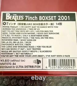 Beatles 7Inch Box Set Limited