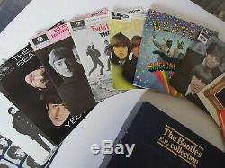 Beatles 7 Inch Ep Box Set Bep 14