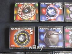 Ben Liebrand Grand 12 Inches, Vol 1-13, 13x CD Box sets, 54 CDs dance classics