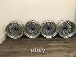 Bmw E60 E63 E64 645 650 Front Rear Set Bbs Rims Rim Wheel Wheels 20 Inch 20 Oem