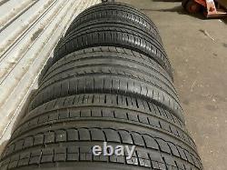 Bmw E60 E63 E64 M5 M6 Front Rear Set Rim Wheel And Tire Wheels 19 Inch 19 Oem