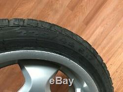 Bmw Oem E36 M3 318 320 323 325 Rim Wheel Tire Front Or Rear Set Contour 17 Inch