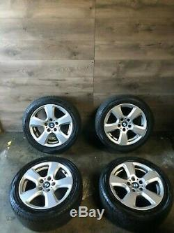 Bmw Oem E60 E61 525 528 530 535 545 550 Front Rear Set Rim Wheel And Tire 17 #2
