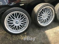 Bmw Oem E65 E66 F01 F02 740 745 750 760 Set Wheels Wheel Rim Rims Tires 20 Inch