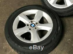 Bmw Oem E70 X5 Front Rear Set Rim Wheel And Tire 18 18 Inch 18x8.5 2007-2013