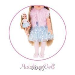 Chad Valley Designafriend Patience Doll 18Inch/45Cm Gift Set Toy Girls Play
