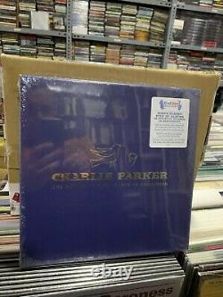 Charlie Parker The Mercury & Clef 10 Inch Lp Collection Box Set 2021 Sealed