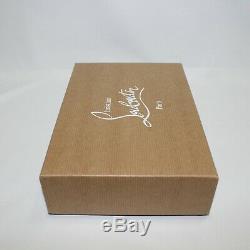 Christian Louboutin Empty Gift Box Set Paper Bag Receipt Holder