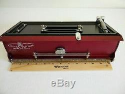 Cinta Drywall Tools Set 12 & 10 Inch Flat Finishing Box Tools Anodized Aluminum