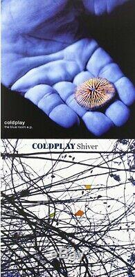 Coldplay The Singles Box Set Limited 7 inch Vinyl Records 15LP New Sealed 2007