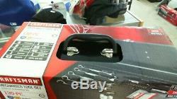 Craftsman 130 Pc Mechanics Tool Set With 16 Inch Metal Hand Box Metric Standard