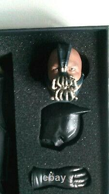 DAFTOYS 16 Bane Batman The Dark Knight Rises 12-Inch Head & Clothing Set