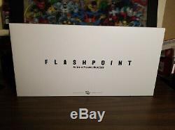 DC Direct Flash Point Box Set 7 inch action figures Wayne Casino Poker Chip MIB