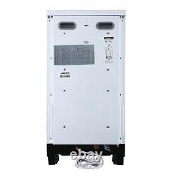 Danby 18 Inch 8 Place Setting 4 Wash Cycle Dishwasher, Crisp White (Open Box)