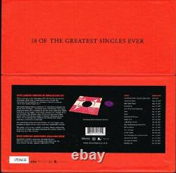 ELVIS PRESLEY 18 of the Greatest Singles Ever 10 INCH BOX SET VINYL UK Rca 2007