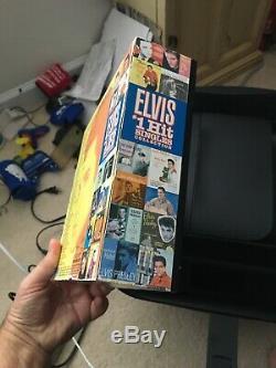 ELVIS PRESLEY (23) 7 INCH SINGLES 45 RPM BOX SET VINYL FACTORY Used