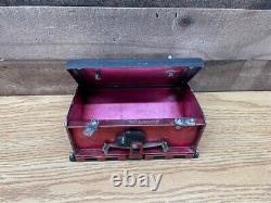 GoldBlatt Drywall Tools Flat Box Set with 7 & 12 inch Boxes, Mug Pump & Corner