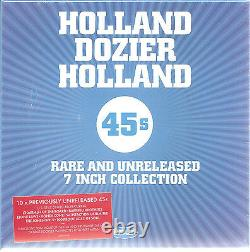 HOLLAND DOZIER HOLLAND 7 Inch Collection 10 x 7 Vinyl Box Set sealed