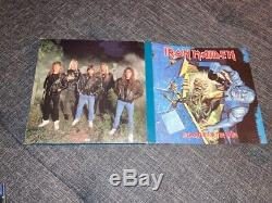 Iron Maiden CD + MC Promo Set NO PRAYER FOR THE DYING © UK 1990 in 10-Inch Box