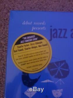 Jazz at Massey Hall 10 inch Lp Box Set