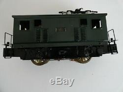 Katsumi/ktm Ac Boxcab Engine Eb-501 4 Wheel Metal 8 1/2 Inches Length Boxed Set