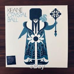 Keane Limited Edition Vinyl Box Set complete with all 7inch records VERY RARE