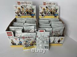 LEGO 71030 Looney Tunes Minifigures 2 Boxes 72 Packs