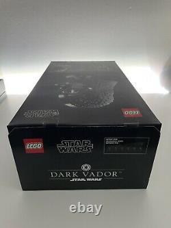 LEGO Star Wars 75304 Darth Vader Helmet Building Set (DARK VADER MISPRINT)