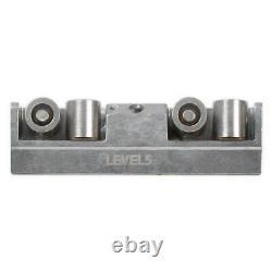 LEVEL5 Drywall Taping & Finishing Set with 7/10 inch MEGA Flat Boxes