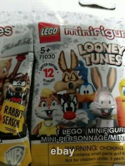 Lego Looney Tunes Collectible Minifigures Sealed Packs Lot Of 42 Pks #71030