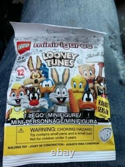 Lego Looney Tunes Series No Box Case of 36 Minifigures 71030 all from same case