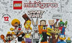 Lego Looney Tunes Series Sealed Box Case of 36 Minifigures 71030 PRE ORDER