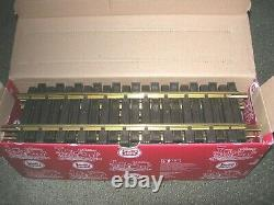 Lgb 10000 12 Inch Straight Brass Track Set Of 12 Pieces New In Original Box