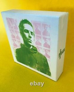 Liam Gallagher Why Me Why Not Singles 7 Inch Box Set Collecters Box