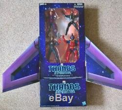 MARVEL Legends SDCC Thanos Imperative 6 inch scale 5 figure Box Set rare
