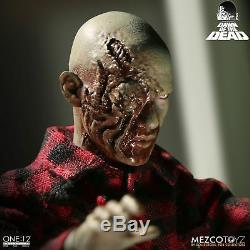 MEZCO ONE 12 COLLECTIVE Dawn of the Dead Boxed 6 inch figure Set NEW! IN STOCK
