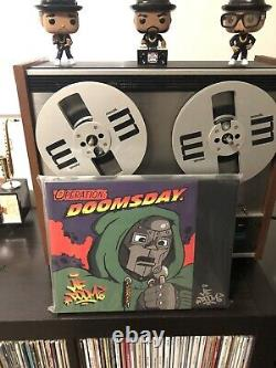 MF DOOM Operation Doomsday 7 Inch Collection Box Set Colored Vinyl